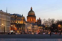 St Petersburg Smart Free Tour