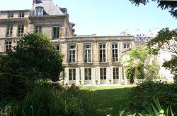 Jardins des Archives Nationales
