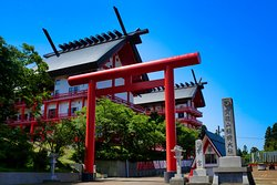 Hotokusan Inari Inner Shrine