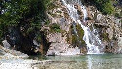 Sentiero Cascate di Crosis