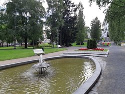 Snellman Park