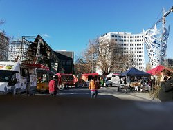 Friday Street Food Market