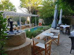 Serene stay in quaint village of Lofou