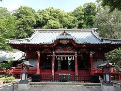 Izusan Jinja Shrine