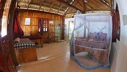 Beachfrontvilla Bedroom