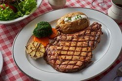 Cowboy steak outstanding grilled