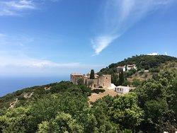 Monastery of Agia Varvara
