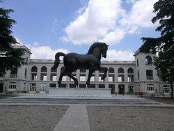 Leonardo da Vinci's Horse