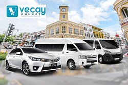 Vecay Phuket Taxi and Tours