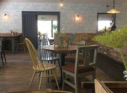 The Tearoom at Daisy Clough