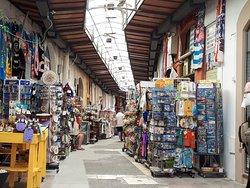 Paphos Town Market
