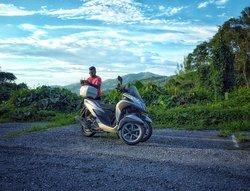 Motorbike Rental by Turtla