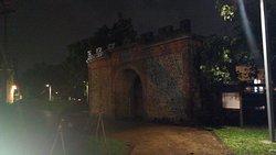 阿猴城門(朝陽門)夜景