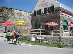 bar restaurant du col du tourmalet