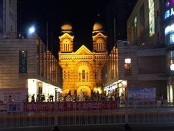 天津滨江道步行街
