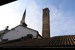 Old Sarajevo Clock Tower
