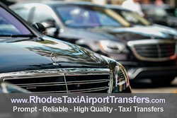 Rhodes Taxi Airport Transfers