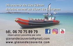 Glenan Decouverte