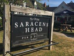 Ye Olde Saracens Head