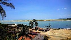 Barra Do Cunhau Beach