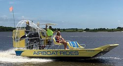 Captain Jed's Airboats
