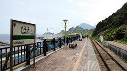 八斗子车站