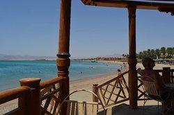 Bar na plazi....