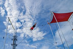 Flying Trapeze Miami - Layout Full no lines