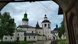 Monastery of St. Kirill