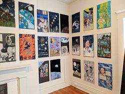 Special Moon Exhibit