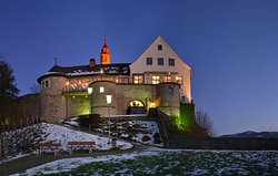 Burgruine Hohen Bregenz, Gebhardsberg
