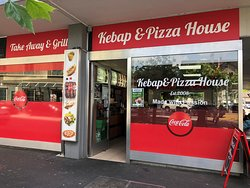 Kebap & Pizza House Baar