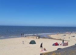 Rhyl East Beach