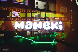 Wok-Cafe Maneki