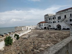 ‪Cape Coast Castle‬