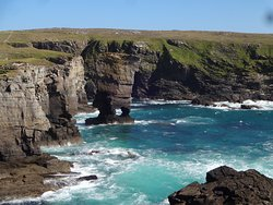 Yesnaby Cliffs