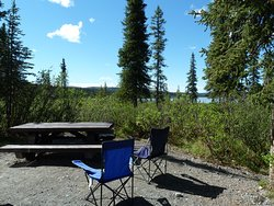 Paxson Lake BLM Campground