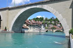 River Aare - Bern, Switzerland