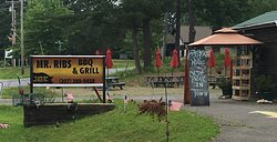 Mr. Ribs Barbeque & Grill