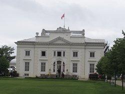 Užutrakis Manor Estate (The Tyszkiewicz Palace)