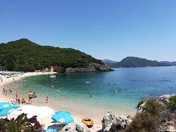 Mega Ammos Beach
