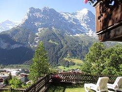 Quiet hotel, great view