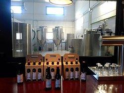 Cervecería Artesana 8 Huellas
