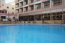 ブルー シー サンタ マリア ホテル