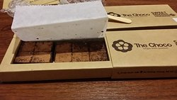 Mint Chocolate Flavour