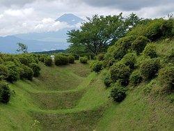 Yamanaka Castle Ruins