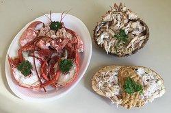Mrs Will the Fish - seafood take-away