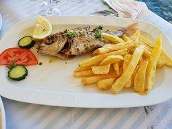 Very tasty seafood