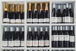 Wine in Cellar Door