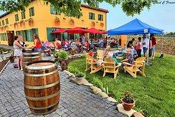 Bent Ridge Winery and Cucina
